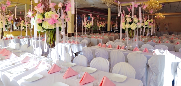 Five Star Banquet :: Wedding Reception Catering Hall Long